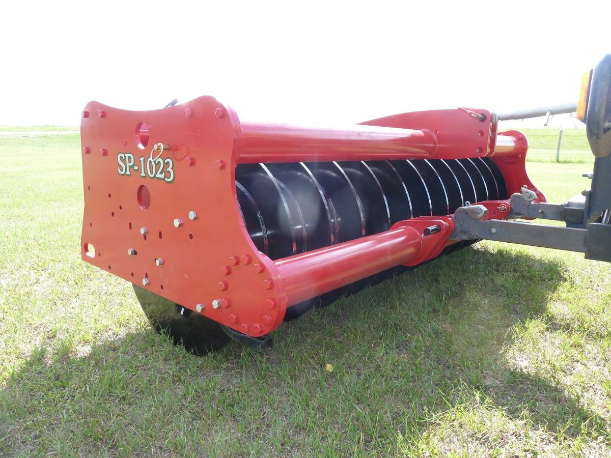 Silage Pit Equipment