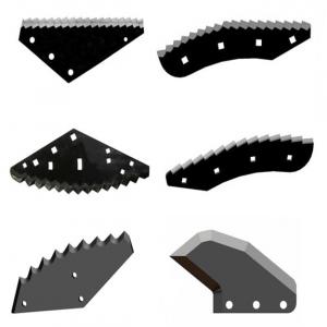 Mixer Knives