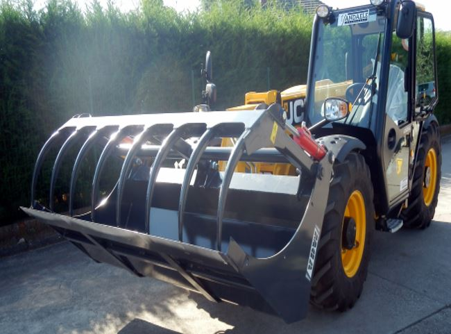 Shear/Grapple Buckets