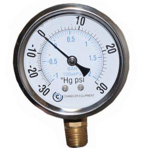 Vacuum Pressure Gauges
