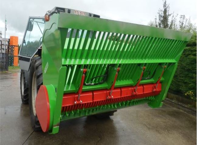 Root Crop Processors / Beet Cleaner-Cutters